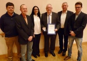 DFB Fraktion am 13. Januar 2016